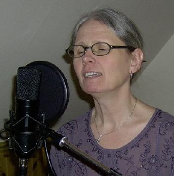 sjunger